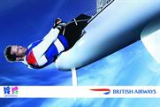 Biritish Airways: airline's 2012 Olympics ad featuring gold medalist Ben Ainslie