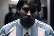 Addidas: Lionel Messi stars in adidas campaign