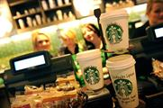 Starbucks: opens its first UK franchise store in Hampshire