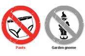 Pants Presents: just say no