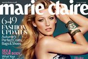 Marie Claire: video ad for Dolce and Gabbana fragrance included in October issue