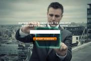 Rightmove: invites users to begin a mission