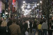 London's Oxford Street and Regent Street start co-operating on Christmas promotions