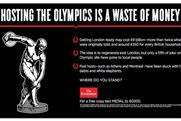 The Economist: questions the Olympics