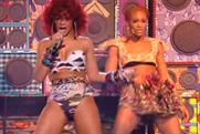 Rihanna: X Factor performance sparks action from Ofcom