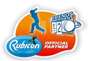 Rubicon: t20 official partner