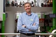 Asda's Stephen Smith on 'desk-bombing', personality and thinking afresh