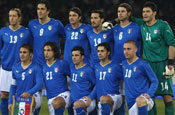 Puma: dressing Italy's football team