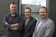 Ivan Palmer, Chris Hirst and Craig Morgan (l-r)