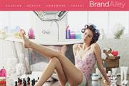 BrandAlley: expands its online service to include beauty products