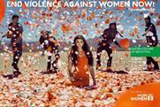 Benetton: latest campaign focuses on violence against women