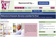 Gransnet: offshoot of Mumsnet