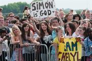 X Factor fans: a valuable demographic