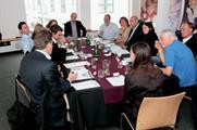 Marketing - Yahoo! FMCG round table