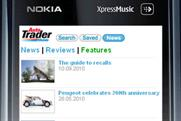 Auto Trader: owned by the Trader Media Group