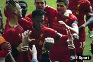 Premier League rolls back into town with moody BT Sport ad