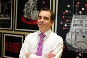 Nissan Europe vice-president for marketing Bastien Schupp