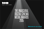 Digital Cinema Media launches inaugural industry awards