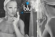 Blu: the e-cigarette brand's latest campaign