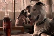 Bobby the dog stars in new 'Share a Coke' ad