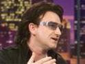 Bono: singing on new Band Aid single