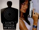 Breil: ads 'glamourised guns'