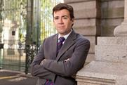 Burnham: co-writing the white paper on ads aimed at children