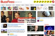 BuzzFeed: to expand after $50 miilion investment by Andreessen Horowitz