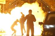 Coronation Street: explosive episode