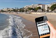 Campaign in Cannes: Views from the beach