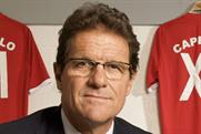 Fabio Capello: the Capello Index returns for Euro 2012