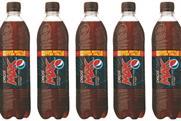 Pepsi: introduces 600ml bottles