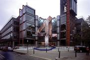 Channel 4's London HQ