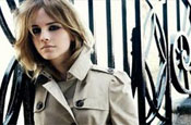Burberry: worn by Emma Watson