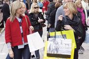 Shopping surge: retail sales rose 4.1% last month