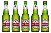 San Miguel: launching £7m ad campaign