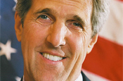 Kerry: shows support for US newspapers