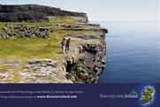 Tourism Ireland: pushing into social media