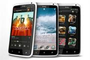 HTC One: teams up with The Independent