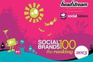 EA: tops Social Brands 100
