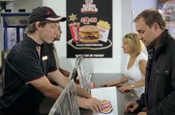Burger King: chief takes temporary leave