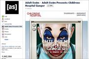 Adult Swim: releases Facebook cinema app