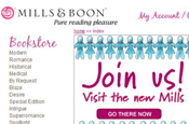 Mills and Boon: community site for romance fans