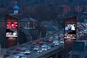 Chiswick Towers: runs Formula 1 campaign for BSkyB