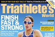 Triathlete's World: soon to become a digital-only title