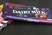 Cadbury gets festive as it gears up for first Christmas TV ad
