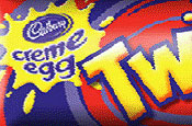 Cadbury: launches Creme Egg Twisted