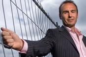 Hopkins: becomes 'The Secret Millionaire'