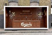 Carlsberg creates chocolate bar for Easter