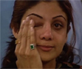 Shilpa Shetty: up for eviction vote